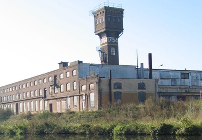 Het Dru-complex in Ulft, waar de Dru Cultuurfabriek onderdeel van uit maakt. foto De Gelderlander
