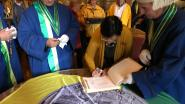 Orde van de Paardevisser heeft eerste garnalen geleverd aan koningshuis
