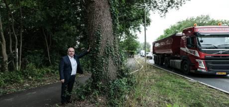 Veel minder overlast jeukrupsen in Liemers: 'Elke dag zuigen, hulde'