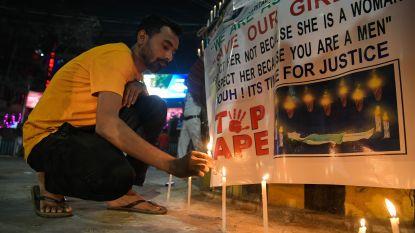 Indiaas slachtoffer (23) van verkrachting in brand gestoken op weg naar rechtbank
