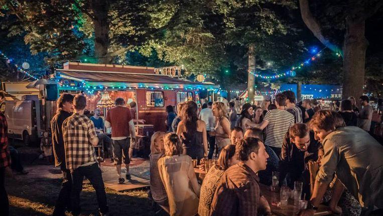 Foodtruck festival Trek stond eerder in Rotterdam en Utrecht Beeld Facebook Festival Trek