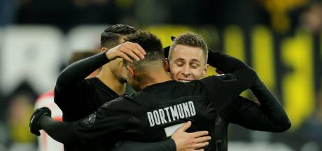 Un but et un assist, Thorgan Hazard brille encore avec le Borussia