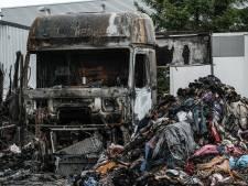 Zes tips over trucker die zwaargewond raakte door brand in Doesburg
