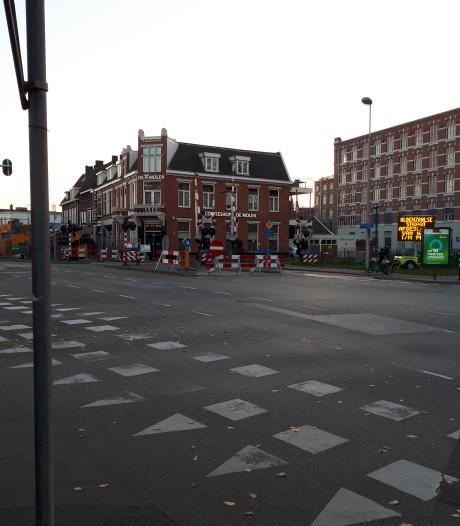 Nu al verkeersoverlast in Enschede door werk aan Oldenzaalsestraat