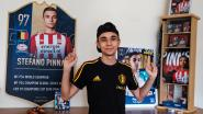 """Stefano Pinna (21) blikt na uitschakeling achtste finales terug op WK FIFA: """"Nu is het wachten op FIFA 20"""""""
