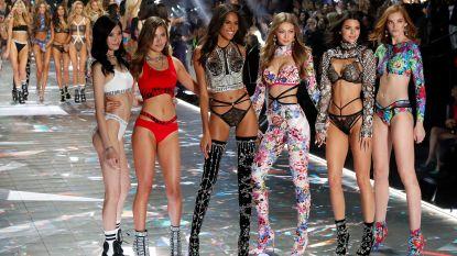 Geen Victoria's Secret Angels op de catwalk dit jaar