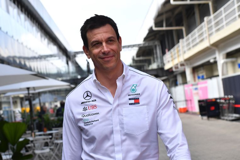 Toto Wolff.