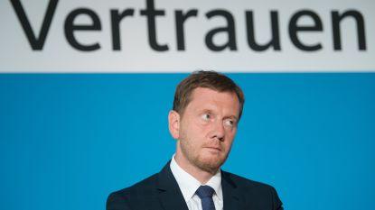 Deelstaatverkiezingen Oost-Duitsland stellen verstandshuwelijk CDU-SPD opnieuw op de proef