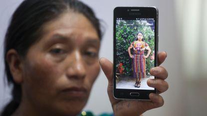 Guatemalaanse vrouw (20) doodgeschoten door grenspolitie VS