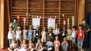 Eerste leerjaar De Ark sluit schooljaar af met Letterfeest