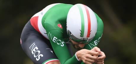 Ganna wint tijdrit in Den Haag, Wellens behoudt leiderstrui