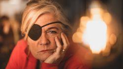"""Petra verloor een oog door parasiet in kraantjeswater: """"Drie jaar lang heeft mijn oog mijn leven bepaald"""""""