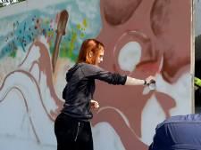 Week van Amateurkunst in Hengelo: van kleuters met kwasten tot stoere spuitbusartiesten