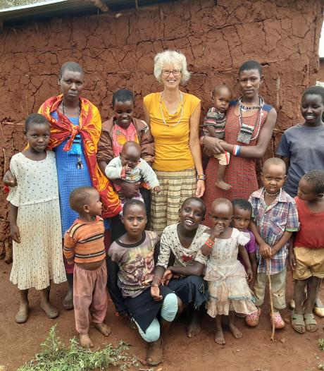 Juf Angela uit Zutphen ging naar Kenia om school voor Masai-kinderen te begeleiden: 'Veel gedaan en ook een hoop geleerd'