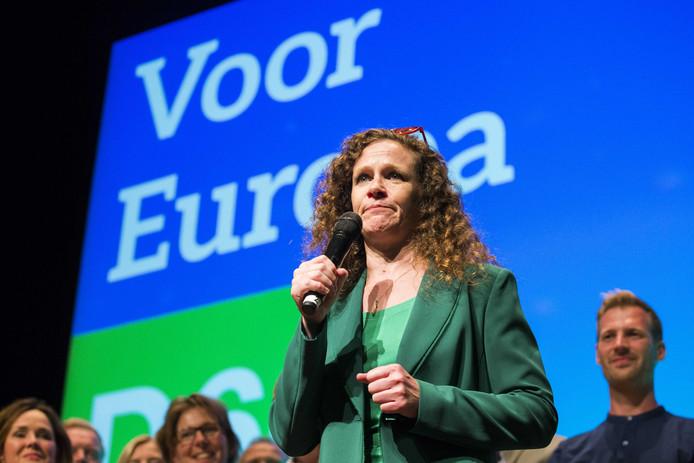 Sophie in 't Veld van D66.