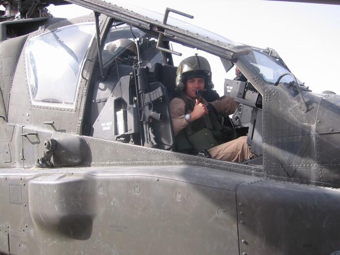 Roy de Ruiter werd zes keer uitgezonden naar Afghanistan