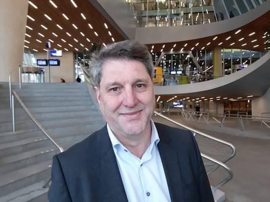 Arjan de Kok, lijsttrekker van Forum voor Democratie.