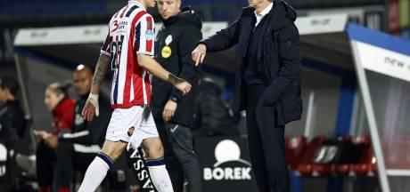 Willem II beslist later over contract Peters, houden Holmén wordt lastig verhaal