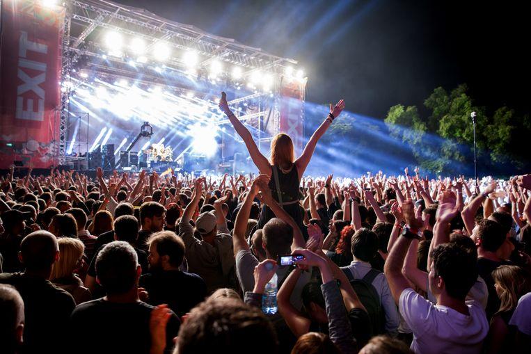 Exit Festival. Beeld Shutterstock