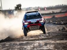 Vierde tijd Erik van Loon in lastige etappe Qatar Cross Country Rally