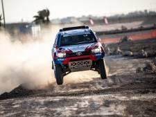 Vierde tijd Erik van Loon in lastige etappe Qatar Cross Country Rally