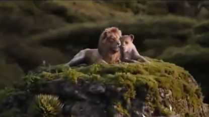 Wauw: Beyoncé zingt 'Can You Feel The Love Tonight' in nieuwste 'The Lion King'-trailer