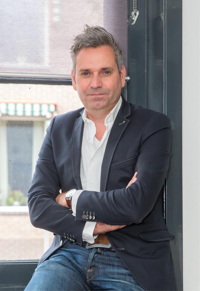 Hans Beljaars, directeur van communicatiebureau 0111 in Zierikzee.