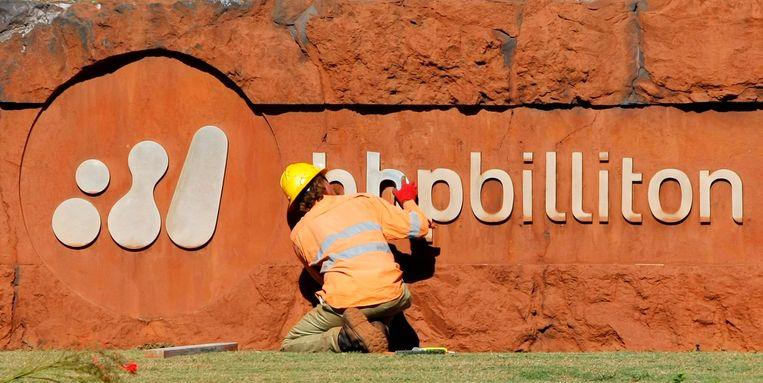 Een vestiging van BHP Billiton in Australië. Beeld REUTERS