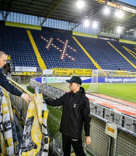 Topper De Graafschap-NAC Breda uitgesteld vanwege 'meerdere coronagevallen'
