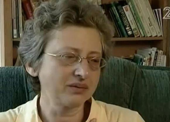 Julia Pozniansky vertelde in een filmpje op YouTube over de opmerkelijke laatste wens van haar zoon.