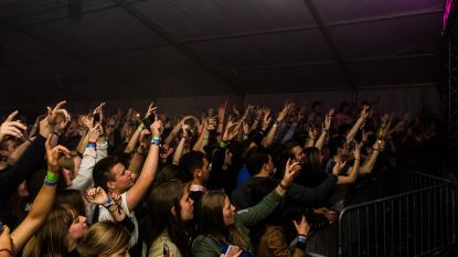 Recordaantal feestgangers voor openingsweekend Wortegemsen Feesten