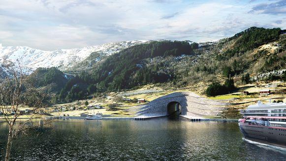 De tunnel wordt 1,7 kilometer lang en gaat ongeveer 300 miljoen euro kosten.