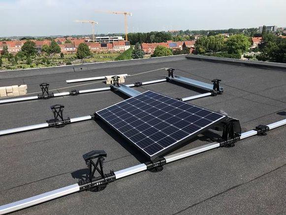 Huize iSint-Jozef in Ieper installeert zonnepanelen en vermindert daardoor ecologische voetafdruk.