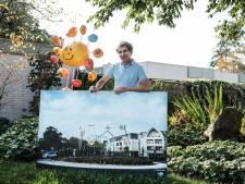 Duivenaar gaat rotonde verfraaien met grootschalig kunstwerk: 'Ik wil de omgeving opvrolijken'