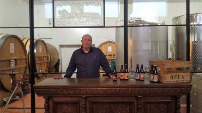 Brouwerij Deca helpt het tekort aan ontsmettingsalcohol opvangen