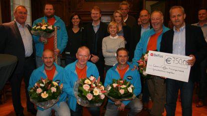 Cars and Coffee Noord-Antwerpen wint cultuurprijs