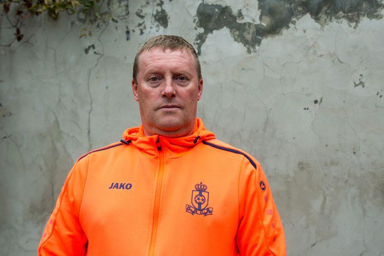 Philippe Vandorpe, jeugdtrainer van KRC Bissegem.