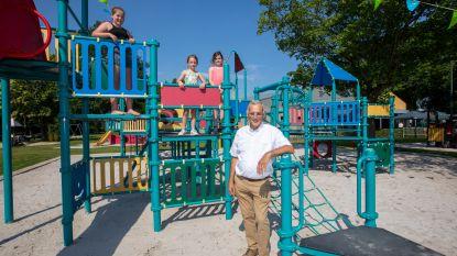 Vernieuwd stadspark net op tijd klaar voor de zomervakantie