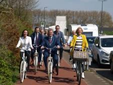 Fietsnetwerk moet toeristen langer in 'Hoek van Zuid-Holland' laten vertoeven