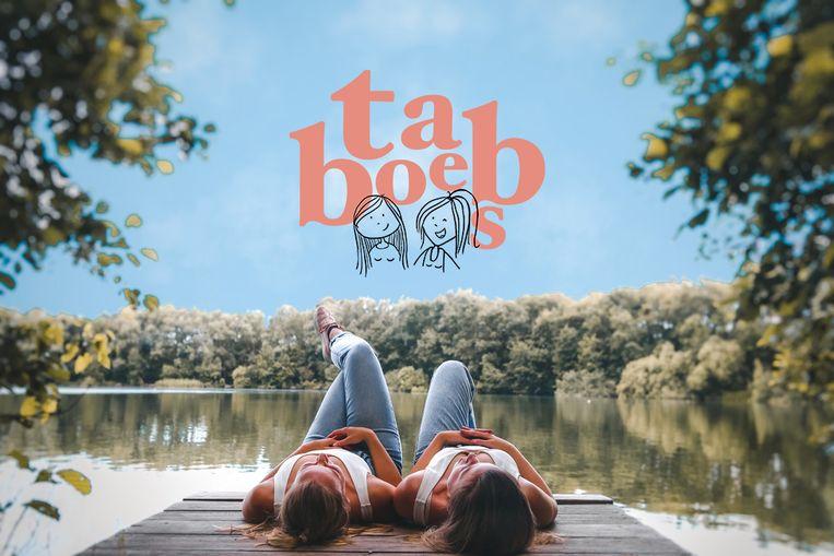 Line en Liesbeth willen met taboebs.be een online platform creëren waar echtheid regeert.