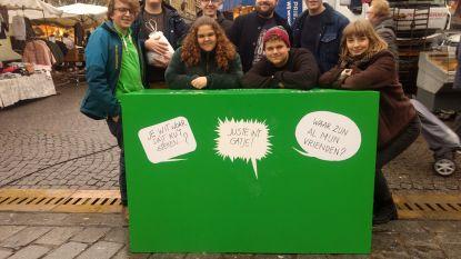 Jong Groen Ieper wil meer vuilnisbakken in straatbeeld