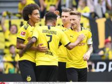 Les débuts tonitruants de Dortmund et de Witsel