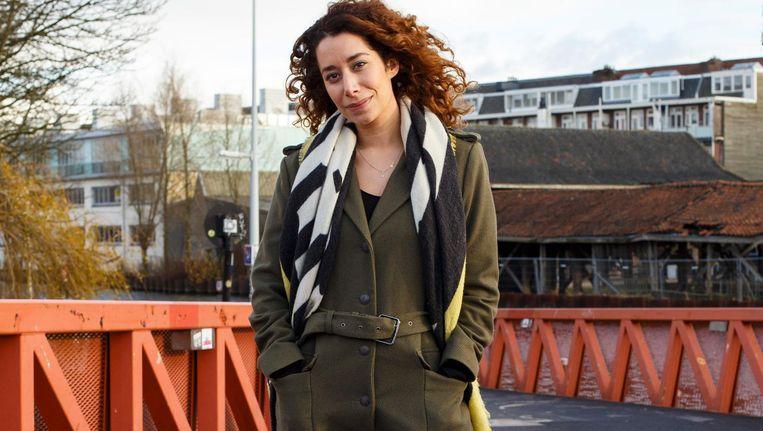 Saïda Maggé: 'Louis op het Singel is een soort tweede huiskamer voor mijn vriendengroep' Beeld Carly Wollaert