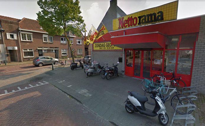 De Nettorama, nu nog gevestigd aan De Kuil, wil weg uit het hart van Oisterwijk