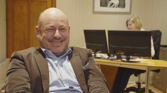 Bernard Van den Heuvel uit Beersel baat al enkele jaren vastgoedkantoor Pai Mai uit in Sint-Genesius-Rode.
