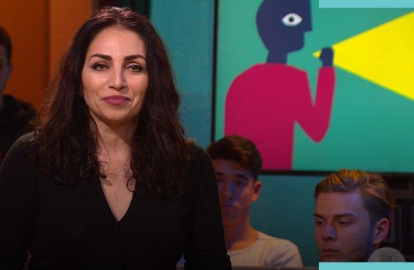 Wat is humor? Actrice Nazmiye Oral ontleedt de grap