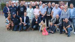 45 deelnemers voor petanquetoernooi voor triplets