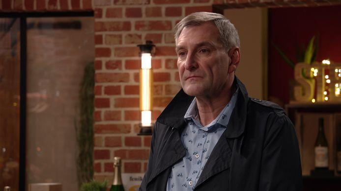 Peter Van de Velde als Jacques in 'Thuis'.