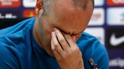 Afscheid van een icoon: Andrés Iniesta trekt na 22 jaar met tranen in de ogen de deur achter zich dicht bij FC Barcelona