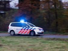 Wilde politie-achtervolging dwars door  Achterhoek leidt tot aanhouding crimineel